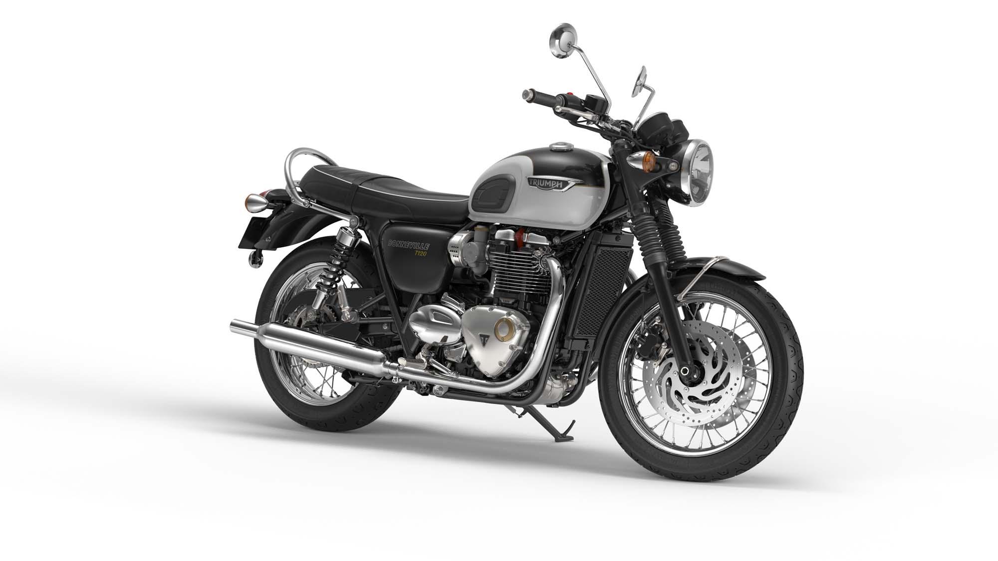 Gebrauchte Und Neue Triumph Bonneville T120 Motorräder Kaufen