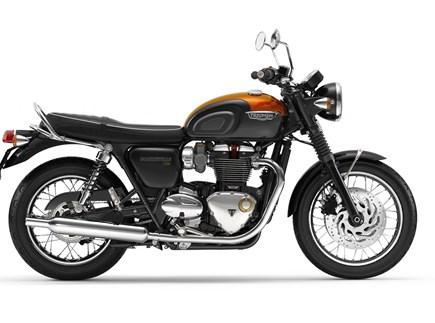 Triumph MODELOS Triumph Bonneville T120
