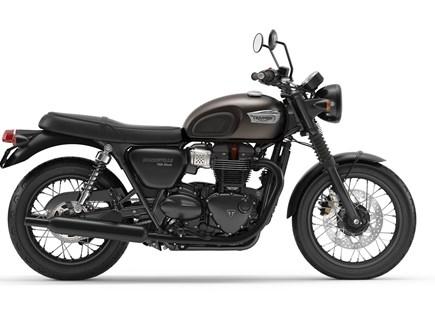 Triumph MODELOS Triumph Bonneville T100 Black
