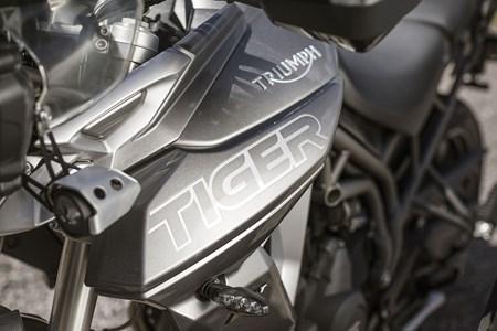 Tiger 800 XRT