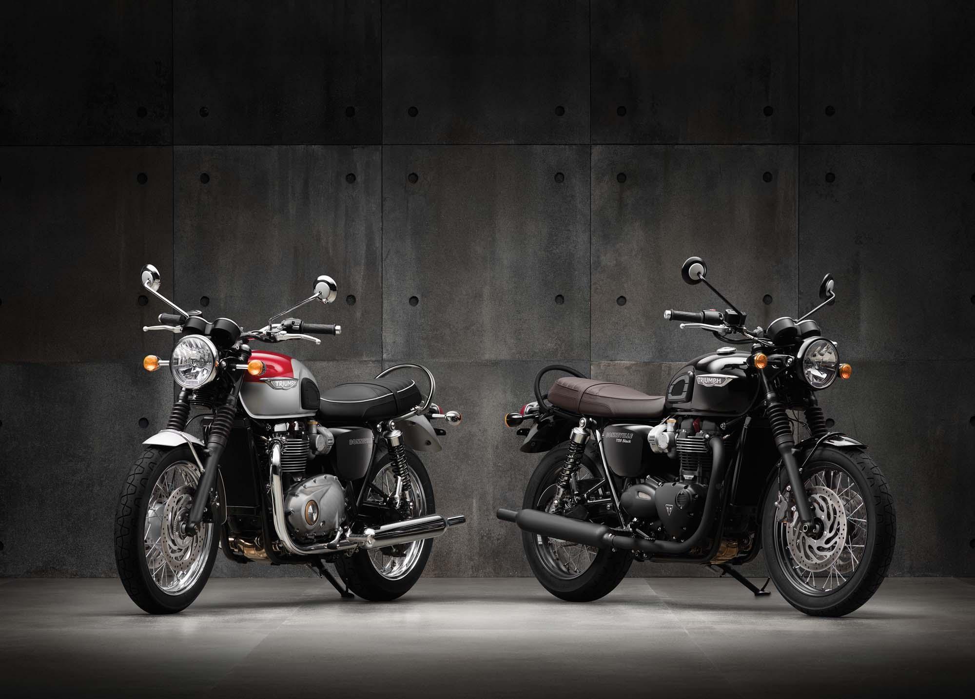Gebrauchte Und Neue Triumph Bonneville T120 Black Motorräder Kaufen