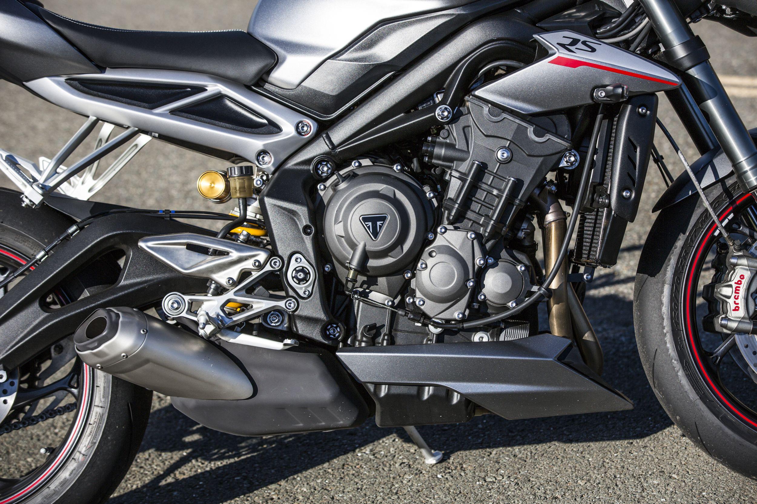 Triumph Street Triple RS 2019