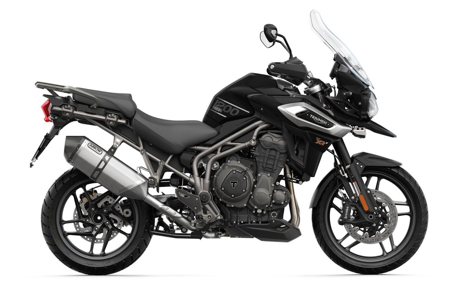 Tiger 1200 XRT