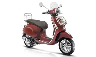 Vespa Primavera 50 Touring