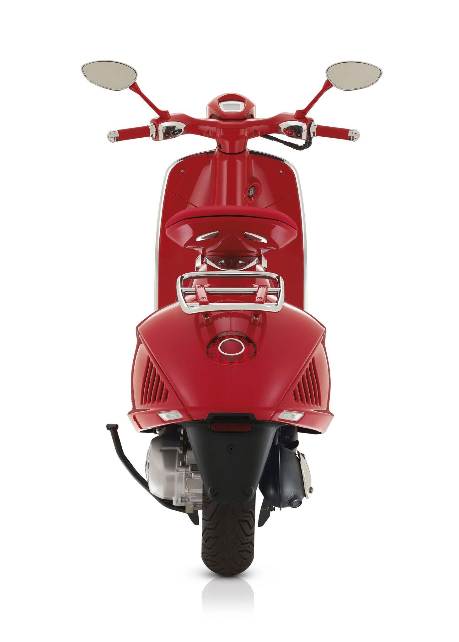 Vespa 946 125 i.e. 3V RED