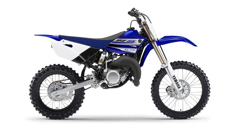 Yamaha YZ 85 LW