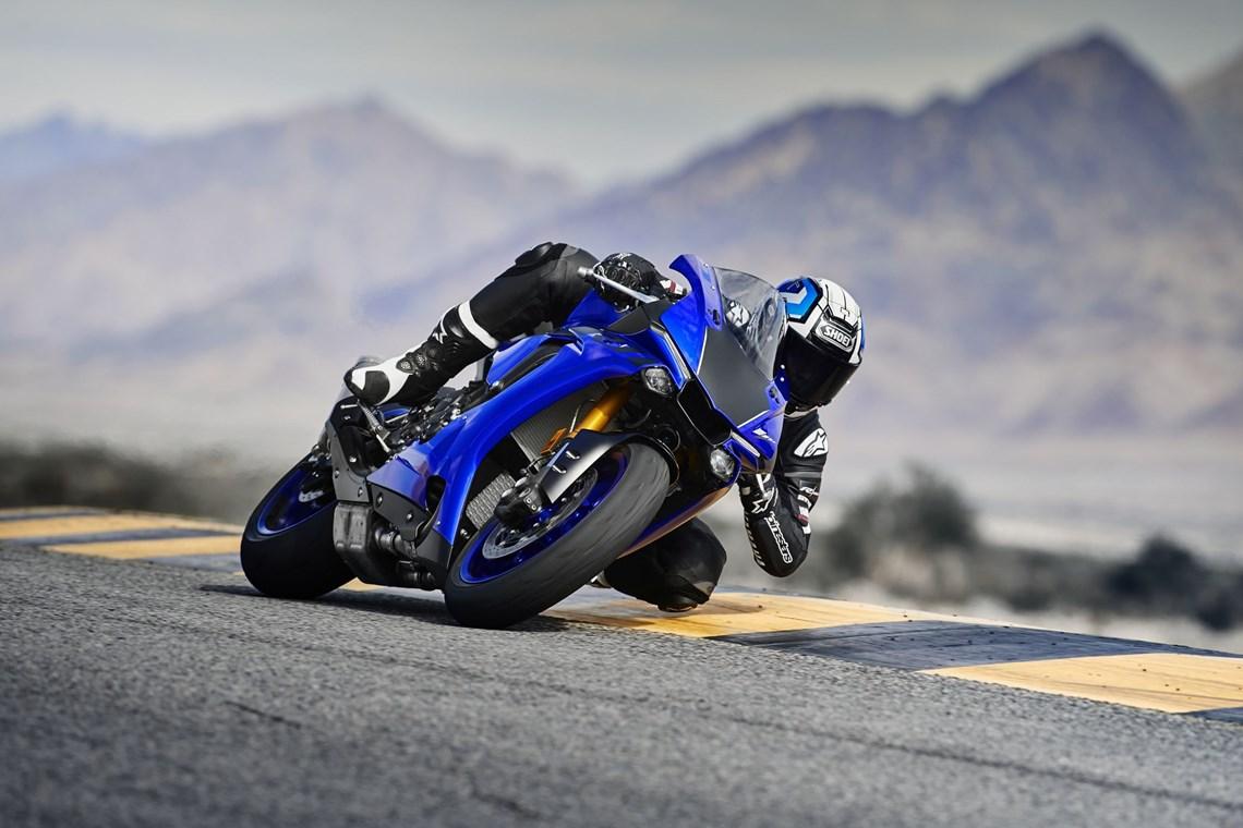 Yamaha Yzf R1 2019