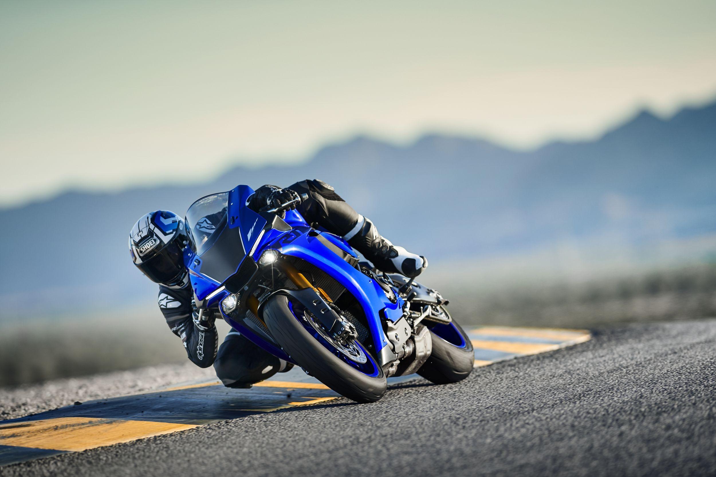 Yamaha Yzf R1 Test Gebrauchte Bilder Technische Daten