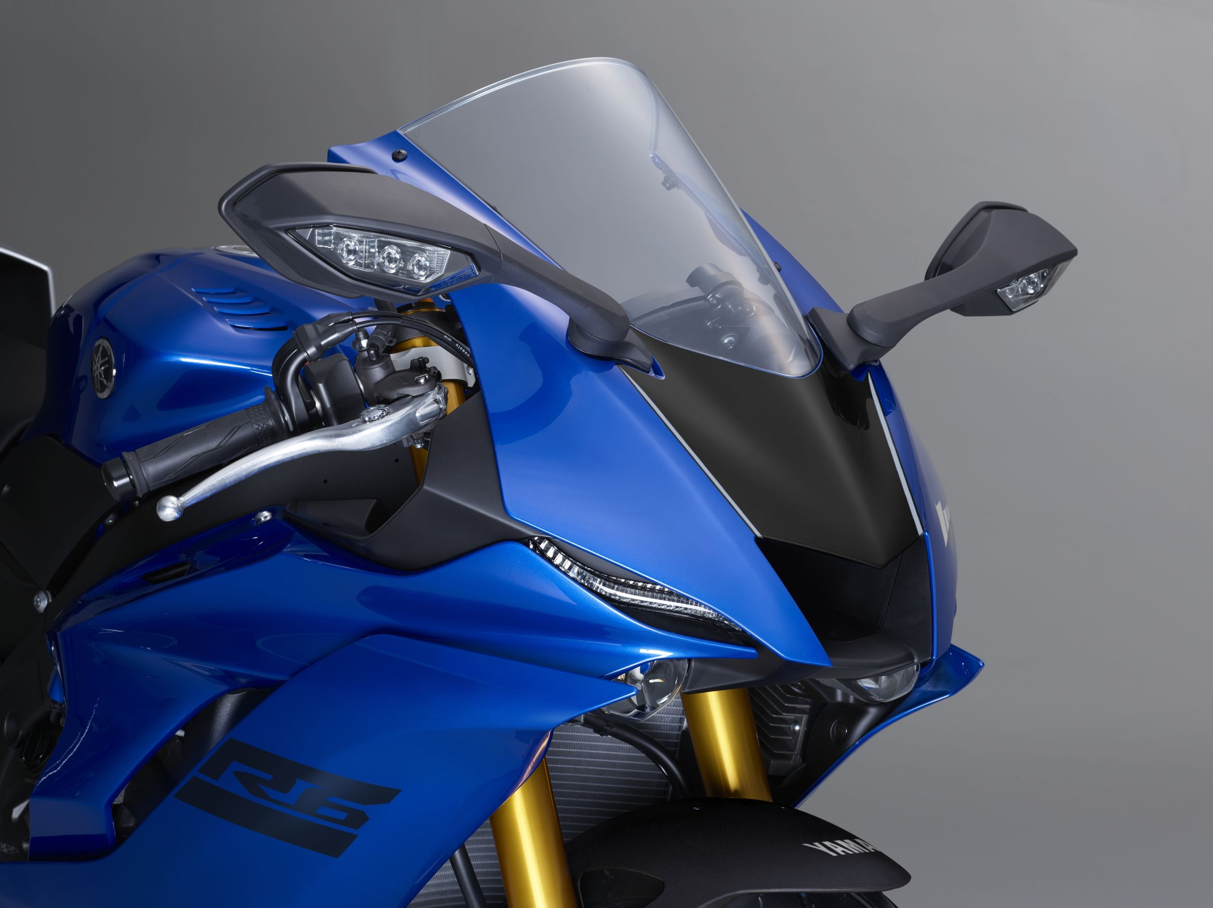 Yamaha YZF-R6 - All technical Data of the Model YZF-R6 from Yamaha
