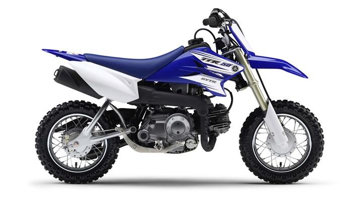 Yamaha TT R50E