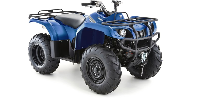 Yamaha Grizzly 350