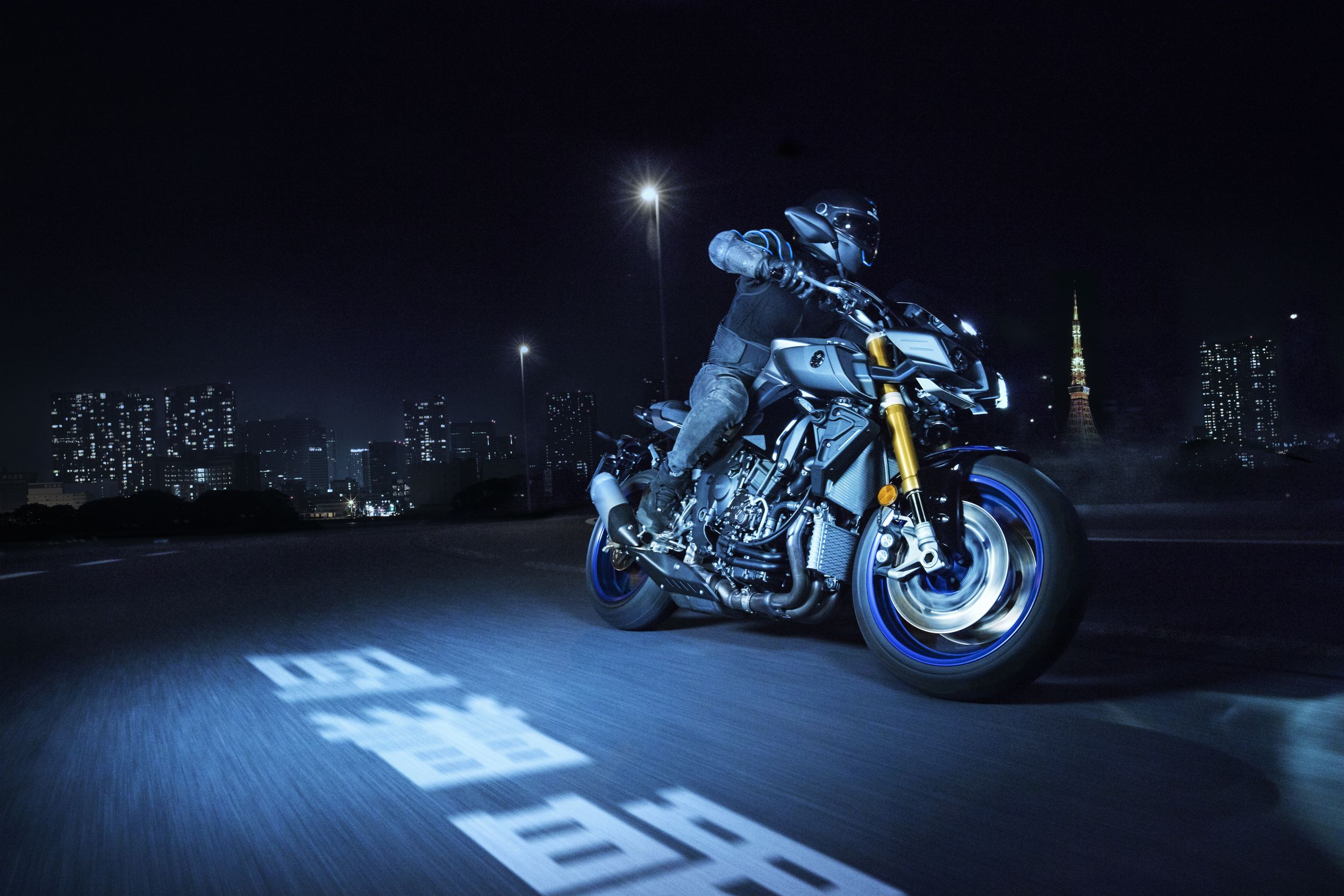 Yamaha MT-10 SP - All technical Data of the Model MT-10 SP