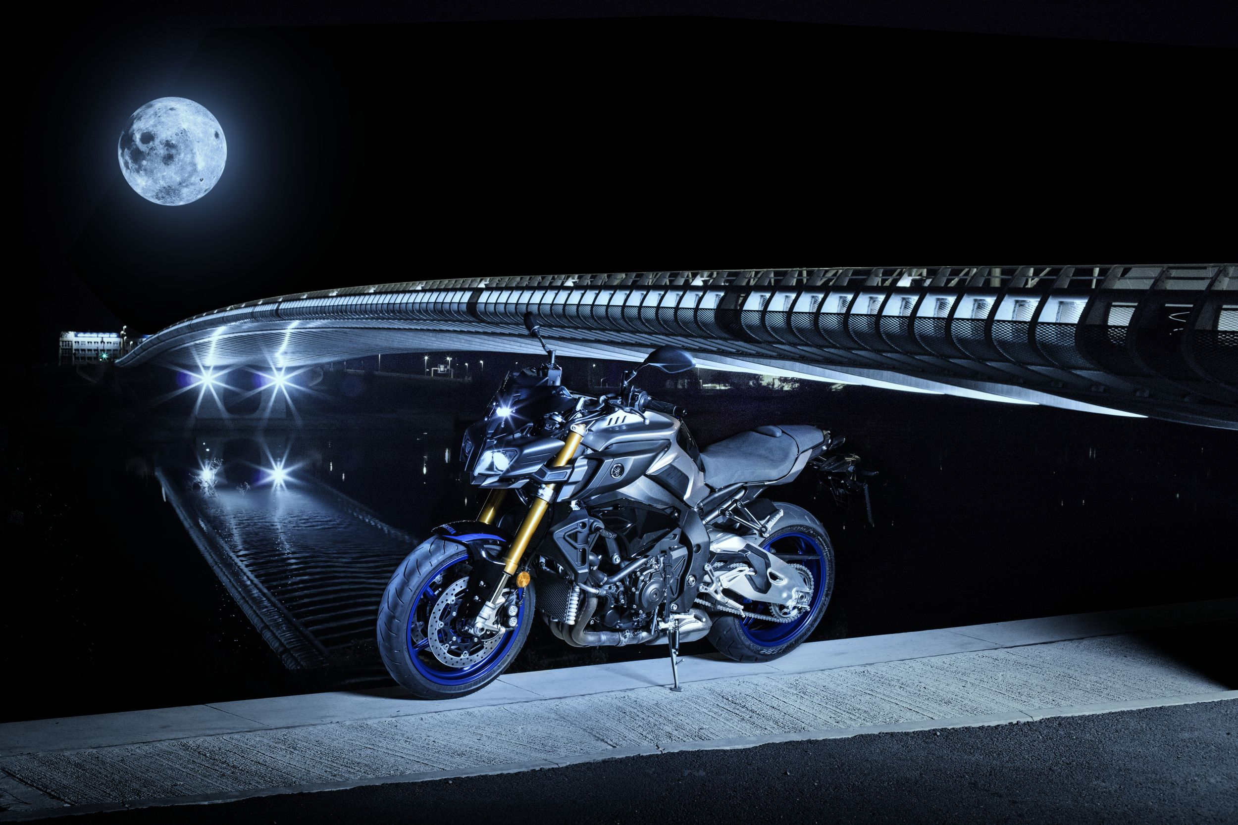 Yamaha MT-10 SP