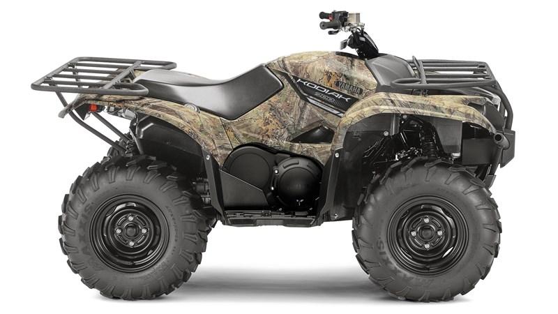 Yamaha Kodiak 700 EPS