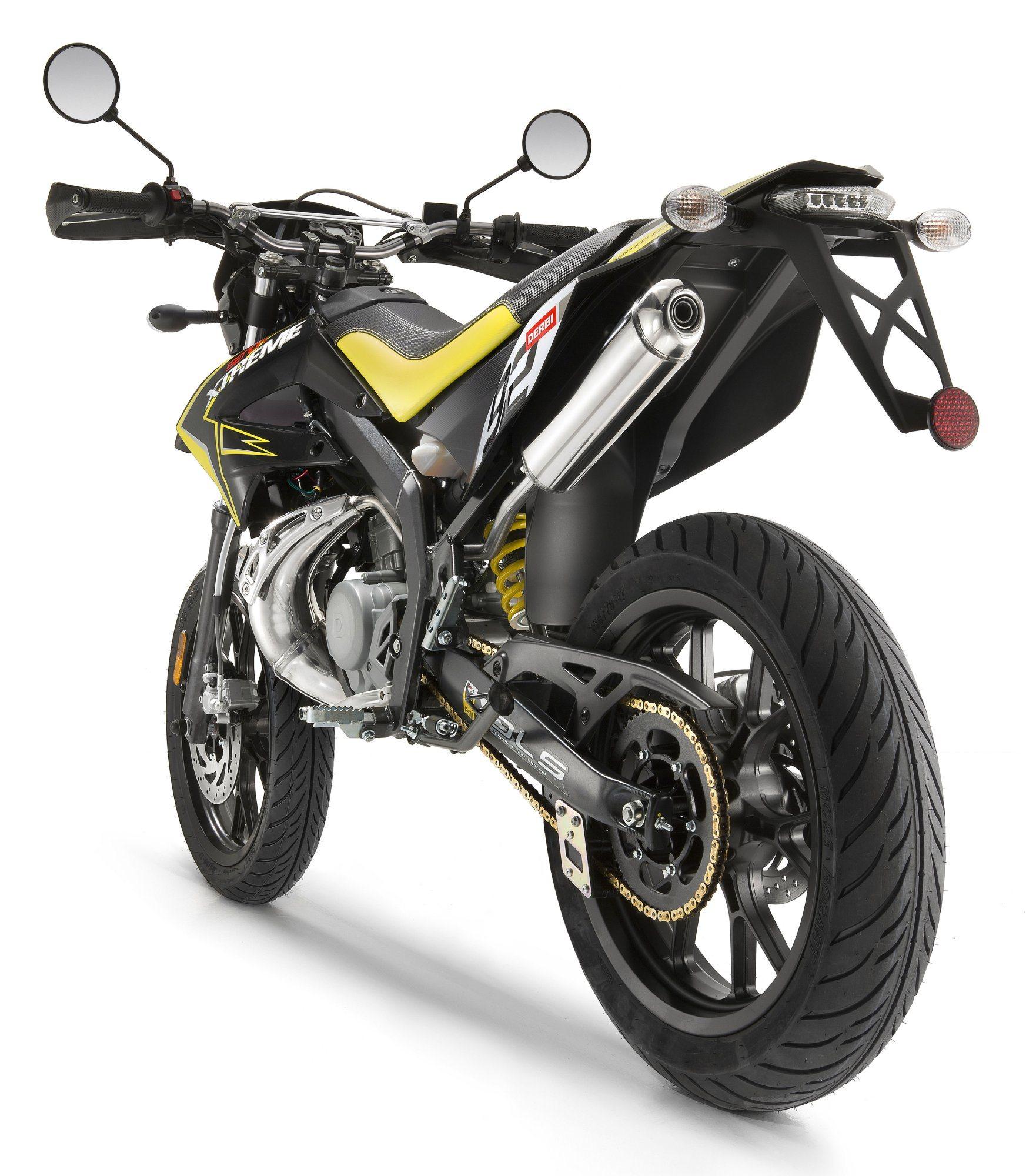 Derbi Senda DRD X-Treme 50 SM Limited Edition