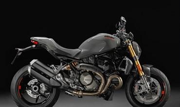 Ducati Monster 1200 S