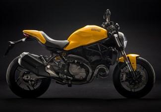 Ducati Monster 821 - Ducati Red Sonderangebot