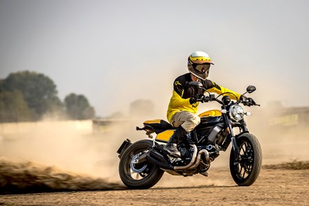 Scrambler Full Throttle