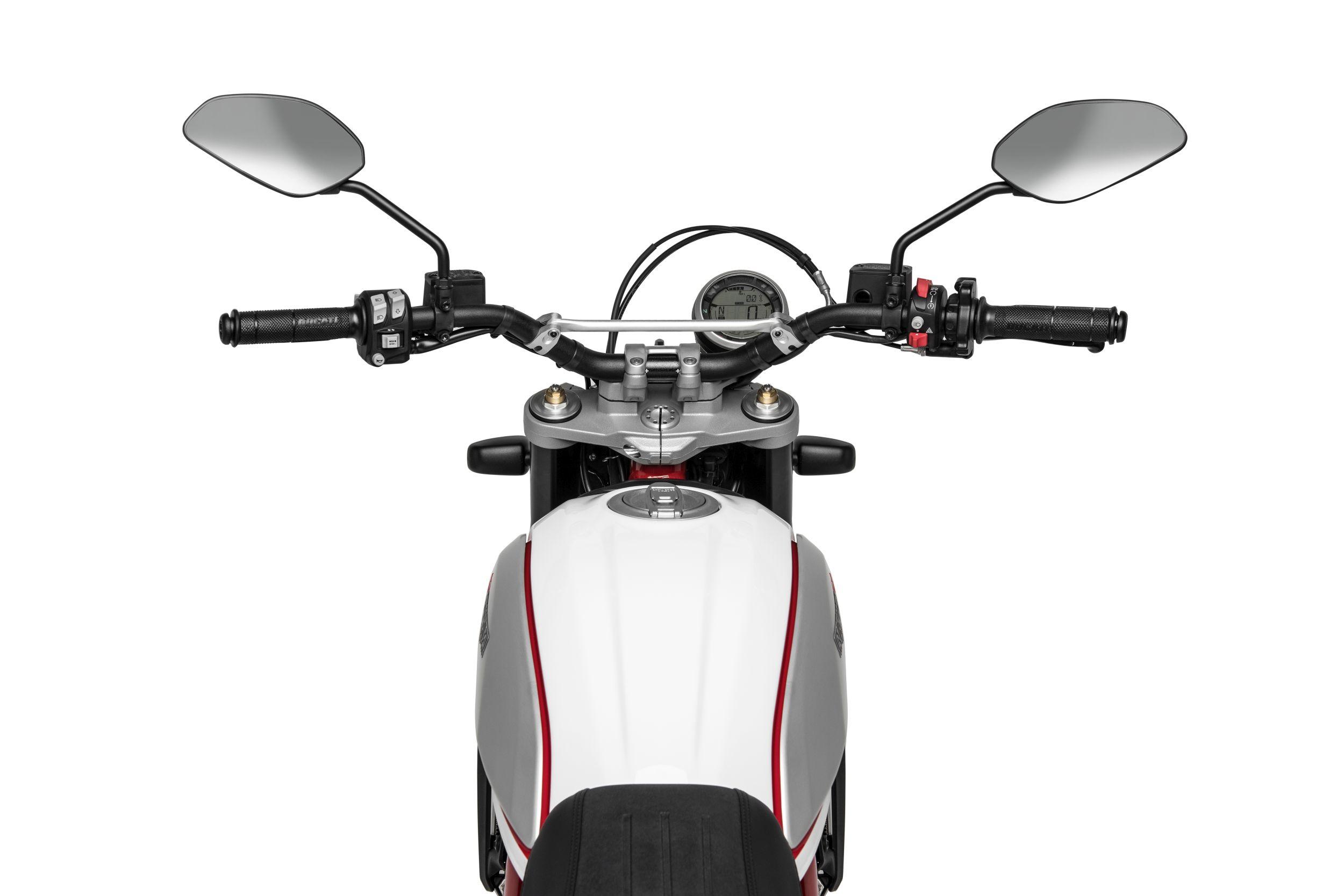 Ducati Scrambler Desert Sled Alle Technischen Daten Zum Modell