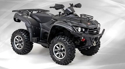 Blade 600 EFI 4x4 IRS Black Edition