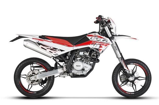 Aktuelle Beta Motorrad-Modelle