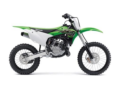 Kawasaki MODELLE Kawasaki KX85 II