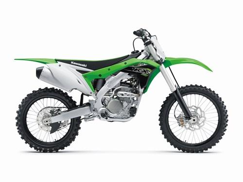 Kawasaki MODELLE Kawasaki KX250F
