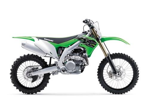 Kawasaki MODELLE Kawasaki KX450F