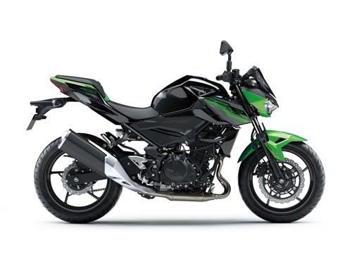 Kawasaki MODELLE Kawasaki Z 400