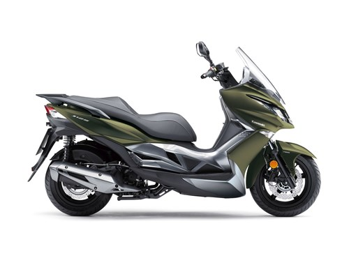 Kawasaki MODELLE Kawasaki J125