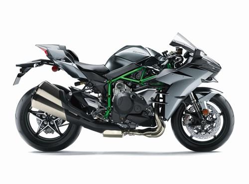 Kawasaki MODELLE Kawasaki Ninja H2 Carbon