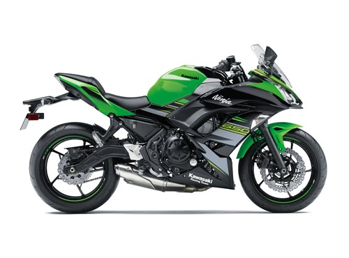 Kawasaki MODELLE Kawasaki Ninja 650 KRT