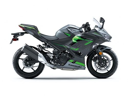 Kawasaki MODELLE Kawasaki Ninja 400