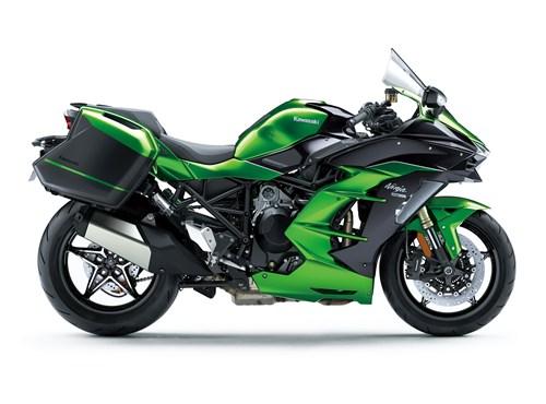 Kawasaki MODELLE Kawasaki Ninja H2 SX SE