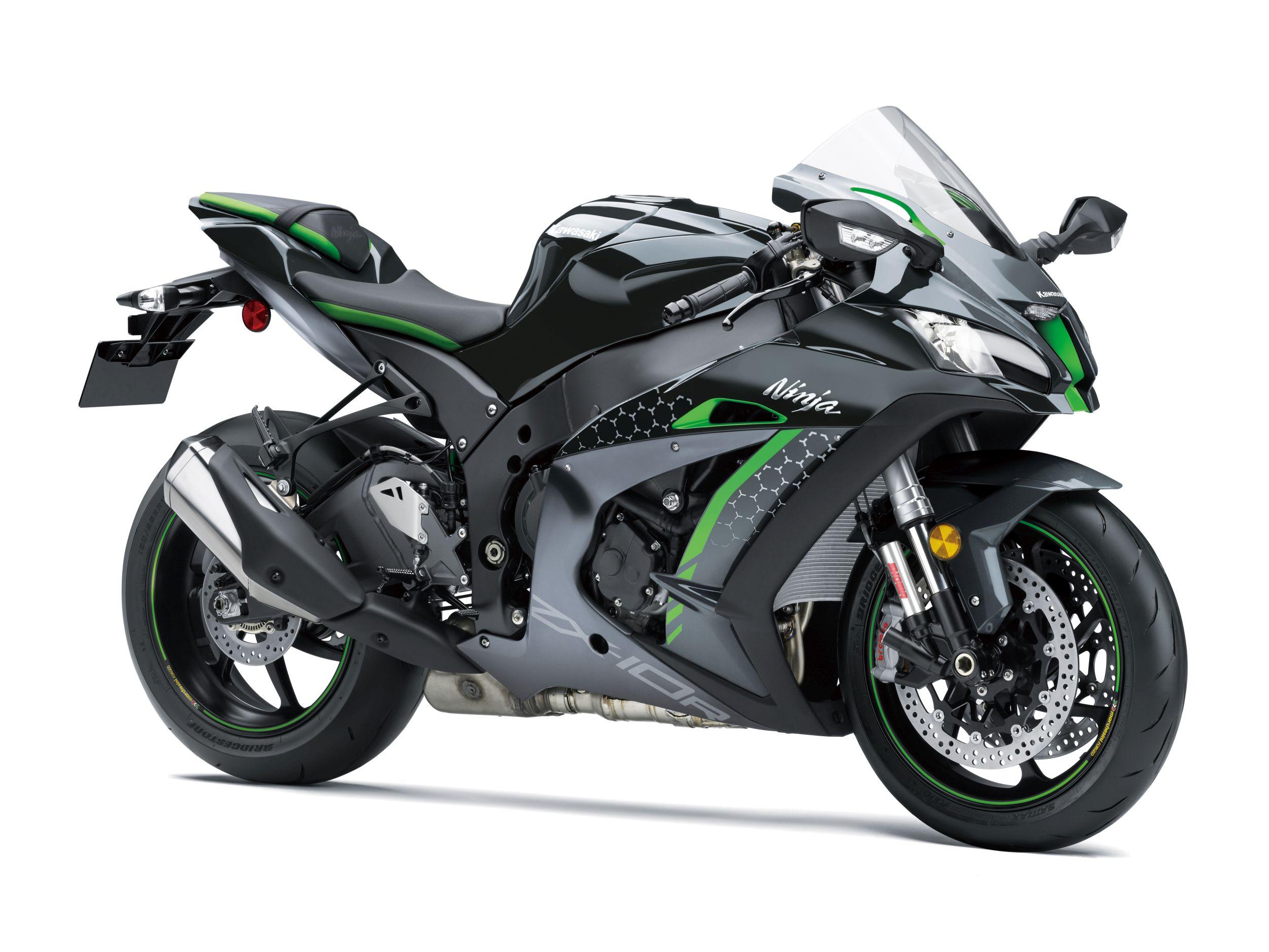 Geuchte und neue Kawasaki Ninja ZX-10R SE Motorräder kaufen on