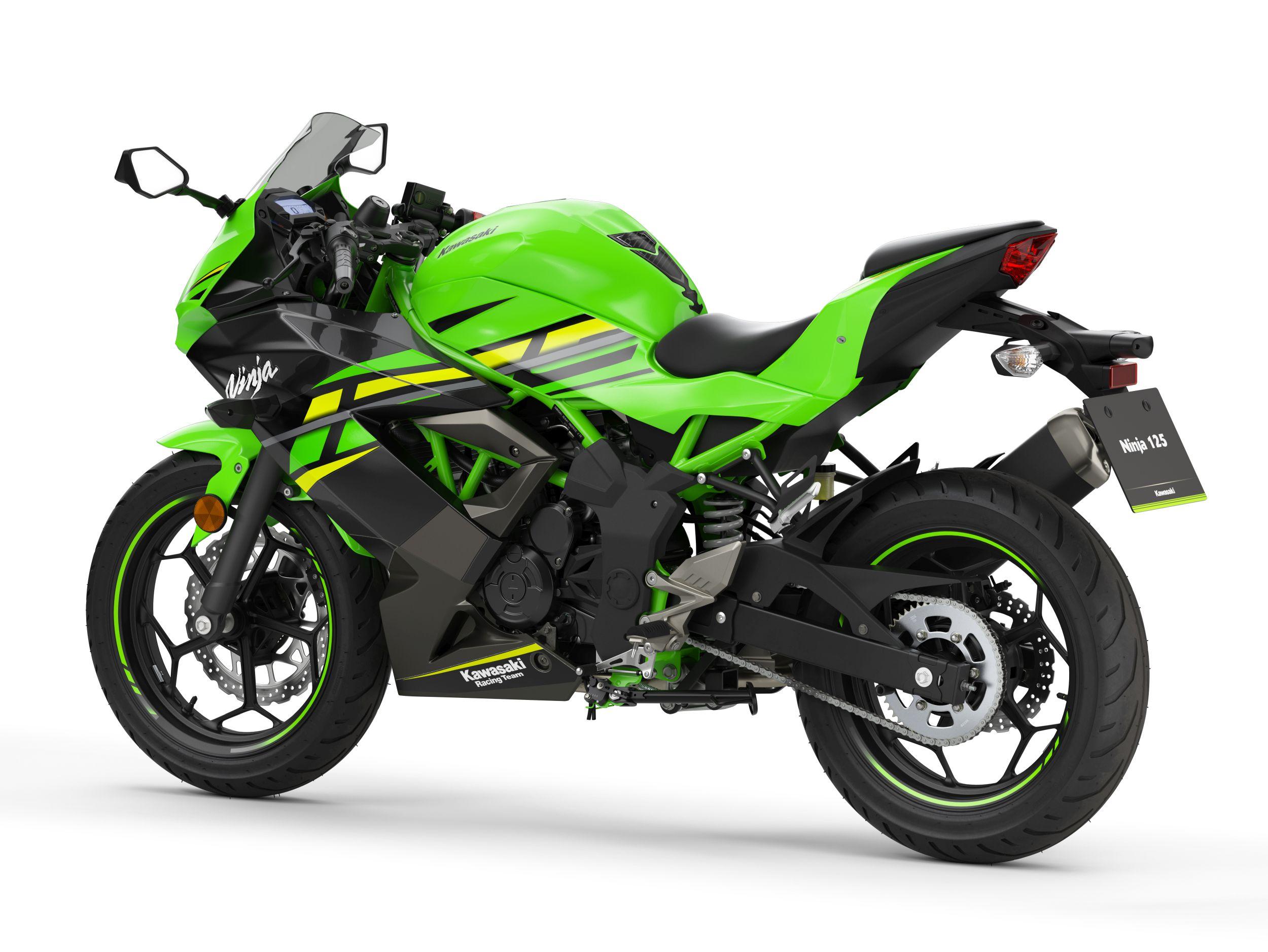 gebrauchte und neue kawasaki ninja 125 motorr der kaufen. Black Bedroom Furniture Sets. Home Design Ideas
