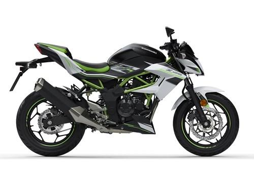 Kawasaki MODELLE Kawasaki Z125