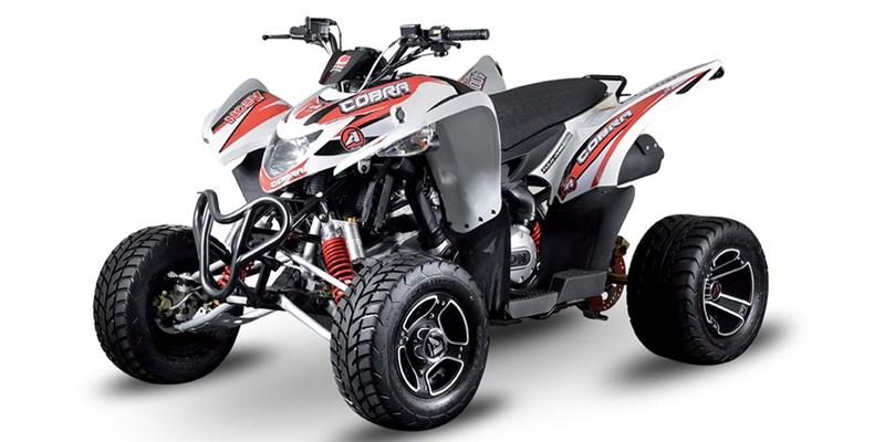 Aeon Cobra 400 Supermoto