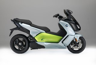 BMW C evolution 2019