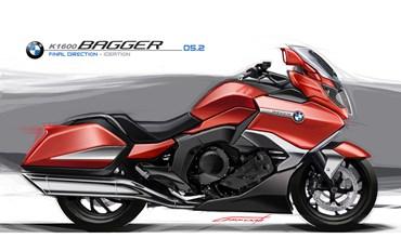 BMW K 1600 B