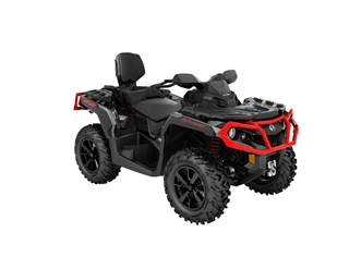 Can-Am Outlander Max 650 XT