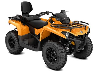 Can-Am Outlander Max DPS 570