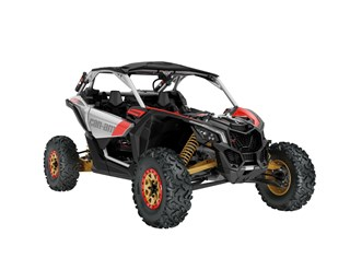 Can-Am Maverick X RS Turbo R