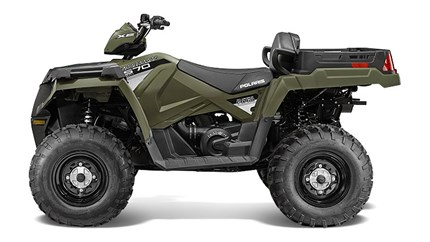 Sportsman X2 570 EPS