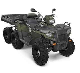 Polaris Sportsman 6x6 570 EPS