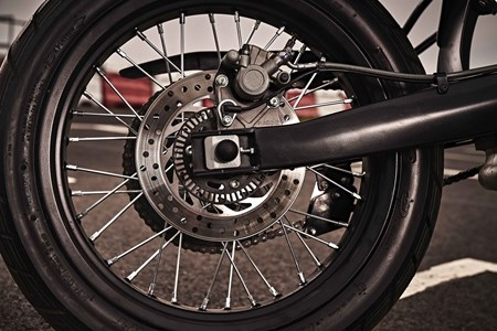 SX 125 Supermoto