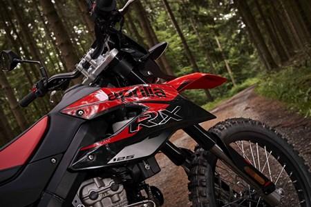 RX 125 Racing
