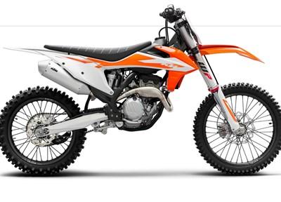 KTM MODELLE KTM 250 SX-F