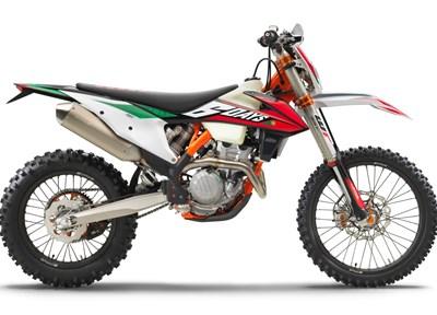 KTM MODELOS KTM 250 EXC-F Sixdays