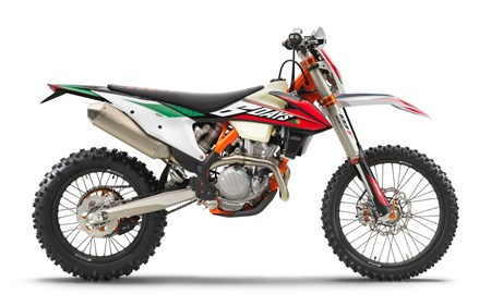 350 EXC-F Sixdays